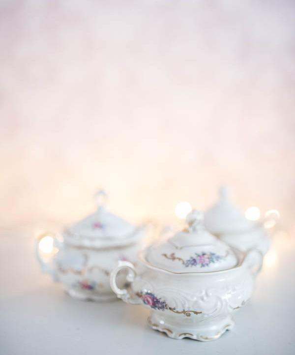 vintage sockerskålar till kaffebordet ingår i vårt utbud