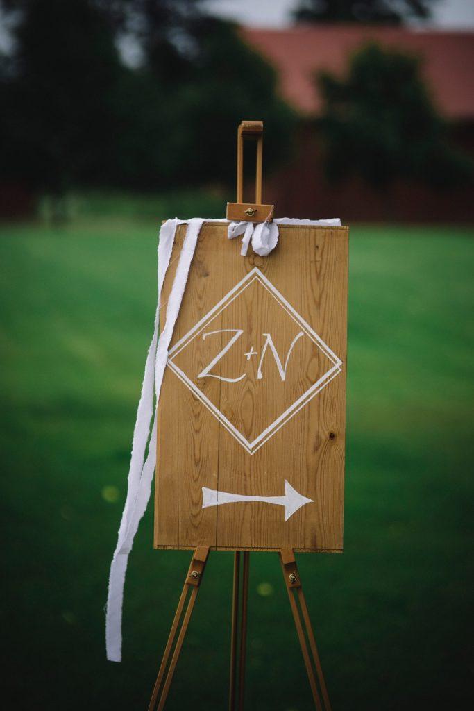 namnskylt monogram